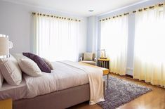 How to fix common decorating mistakes around your home? Lets see the Decorating Mistakes You're Making and How Bedroom Size, Bedroom Decor, Bedroom Ideas, Bedroom Rugs, Bedroom Carpet, Master Bedroom, Bedroom Furniture, Bedrooms, Diy Carpet Cleaning Solution