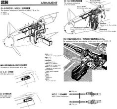 (For Aero Modelers) Messerschmitt Bf 109 G details (in english and japanese) 13