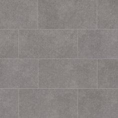 Style Selections Mitte Gray x Porcelain Floor and Wall Tile (Common: x Actual: x at Lowe's. Experience a unique combination of timeless Italian Design. History and style collide with this classic concrete look. Grey Floor Tiles, Ceramic Floor Tiles, Bathroom Floor Tiles, Grey Flooring, Shower Floor, Porcelain Tile, Wall Tiles, Gray Floor, Tile Flooring
