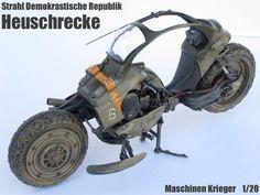 rocketumbl: わき Heuschrecke