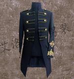 men jacket singer dancer wear Custom lounge male sequins stage blazer prom party outfit coat bar star concert costumes nightclub-JACKET-SheSimplyShops