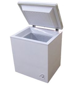 DC Refrigeration $599. TheSunDanzer®50 liter  DC refrigerator or freezer is the smallest SunDanzer ever, measuring only 26.5 x 23 x 30.5 inches.