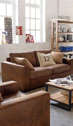 Optez pour le look industriel avec la collection Hiba http://interieurs.laredoute.fr/cahiers-de-tendances/optez-le-look-industriel-avec-la-collection-hiba?pp=0