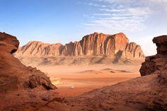 62. See Wadi Rum in Jordan