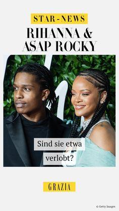 Lange wurde spekuliert, ob Rihanna und A$AP Rocky nun wirklich ein Paar sind. Nachdem im vergangenen Jahr vermehrt Bilder der Turteltauben aufgetaucht sind, wird jetzt sogar schon über eine mögliche Verlobung gesprochen... #grazia #grazia_magazin #rihanna #asaprocky #verlobt #verlobung #heiraten #verlobtestars #promipaare #prominews #starnews
