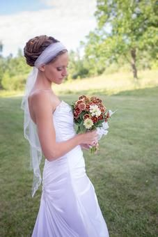 Updo For My Wedding