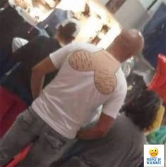People Of Walmart - Page 11 of 2613 - Funny Pictures of People Shopping at Walmart : People Of Walmart Funny Walmart People, Funny Walmart Pictures, Funny Photos Of People, Walmart Shoppers, Funny Pictures With Captions, Life Pictures, Even When It Hurts, Cheer Party, People Having Fun