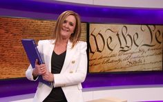 Is Samantha Bee's Full-Frontal Feminism For or Against Hillary?