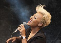 I love to perform, just like Emeli Sande