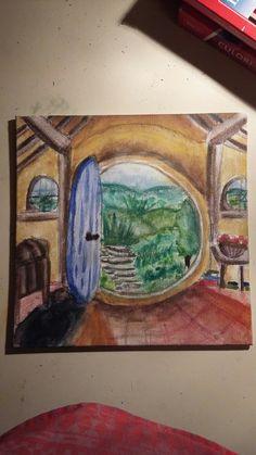 A hobbit's home