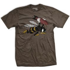 PREORDER Wee Willy Bomber Vintage-Fit T-Shirt