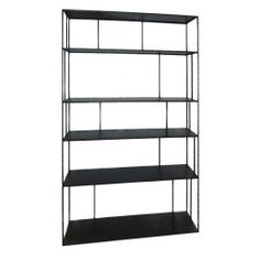 Pols Potten Shelf Unit Metal Tall Double kast