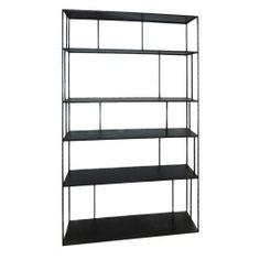 Pols Potten Shelf Unit Metal Tall Double kast