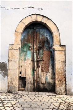 Vieille porte de Kairouan                                                                                                                                                                                 Plus