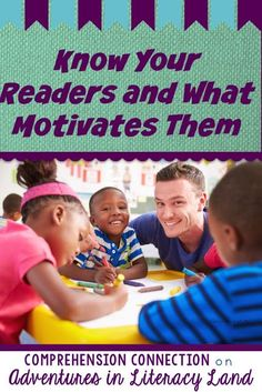 Knowing your readers is the key to motivation. If you know they're reading preferences and interests, you are much more successful with motivating them to do more. Check out this post for additional ideas.