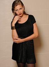 Remera Sarah Flecos-Pollera Hockney