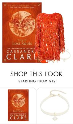 City of Lost Souls - Cassandra Clare by ninette-f on Polyvore