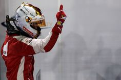 F1 Singapore Grand Prix: I pushed a bit hard in opening stint – Vettel
