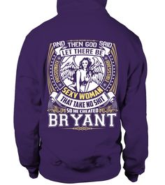 # CREATED BRYANT  .  CREATED BRYANT   A GIFT FOR A SPECIAL PERSON   It's a unique tshirt, with a special name!   HOW TO ORDER:  1. Select the style and color you want:  2. Click Reserve it now  3. Select size and quantity  4. Enter shipping and billing information  5. Done! Simple as that!  TIPS: Buy 2 or more to save shipping cost!   This is printable if you purchase only one piece. so dont worry, you will get yours.   Guaranteed safe and secure checkout via:  Paypal | VISA | MASTERCARD