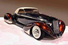 '36 Auburn Roadster