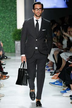 Michael Bastian Spring 2016 Menswear - Collection - Gallery - Style.com