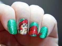 Manicura de La Sirenita | Summer Nails | Toxic Vanity
