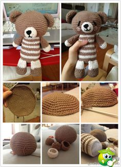 make your own teddy bear!