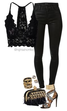 """""""Dktf"""" by highfashionfiles ❤ liked on Polyvore"""