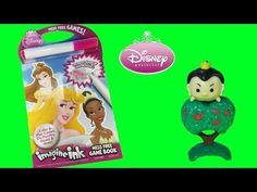 Disney Princess Imagine Ink Magic Marker Mess Free Coloring For Kids Coloring For Kids, Free Coloring, Princess Videos, Free Games, Rapunzel, Cool Kids, Markers, Magic, Ink