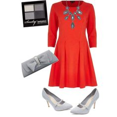 A fashion look from December 2014 featuring River Island dresses and ALDO necklaces. Browse and shop related looks.
