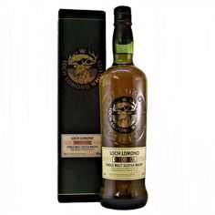 Loch Lomond Original Single Malt Whisky, a new expression of one of the best no-age statement whiskies available. A whisky with a real malty, digestive biscuit quality, light floral notes, honeyed cereal notes and a lovely soft rounded finish