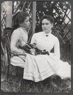 June 27, 1880: Helen Keller is born in Tuscumbia. Having lost both sight and hearing by illness as a small child, Keller's life story and activism inspired new attitudes toward those with handicaps.