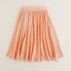 Women's skirts - solids - Jardin skirt - J.Crew - StyleSays