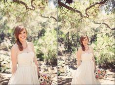 Vintage Chic Wedding Gown