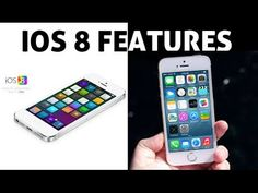 ios 8 AWESOME features