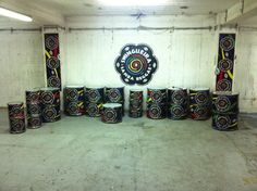 BlocoSwingueira / Stencil & Drums