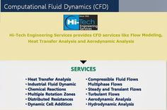 Hi-Tech Engineering Services - CFD Services : Hi-Tech Engineering Services is a leading CFD Engineering Services provider company in India. http://www.hitechengineeringservices.com/cfd-analysis.php | hitechengineer