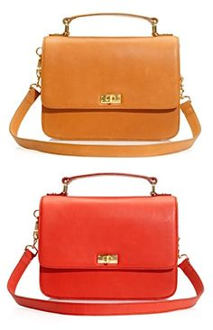 """Pretty purses (I like the """"pecan"""" color). Out of reasonable price ranges."""