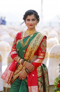 Top 10 Jewellery / Fashion Tips for a Maharashtrian Bride.