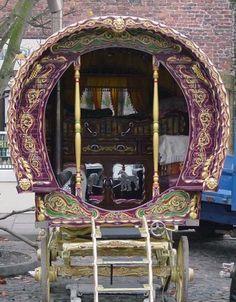 ~Gypsy wagon