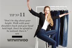 17 Life Changing Style Tips For Tall Women #11
