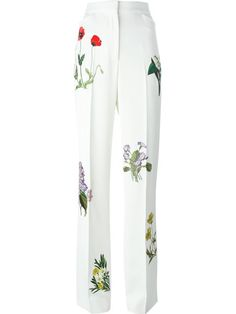 Shop Stella McCartney 'Kassidy' trousers in O' from the world's best independent boutiques at farfetch.com. Shop 400 boutiques at one address.