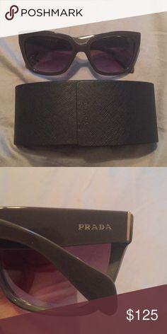 Prada cat eye sunglasses Never worn, Prada cat eye sunglasses Prada Other