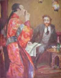 Delly, Il Maestro del Silenzio (I) Sotto la maschera - Ill. di Cipriano Mannucci