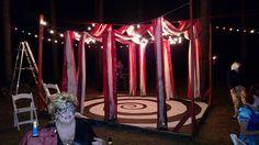 2015-CarnEvil dance floor Halloween Forum member nathan callender