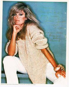 farrah fawcett, i know im an 80s girl, but i LOVE this hair!!