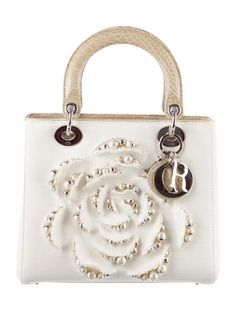 e62d70998bbd Christian Dior Crocodile-Trimmed Lady Dior Bag Christian Dior Purses