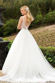 A Bela Noiva 2015 Wedding Dresses