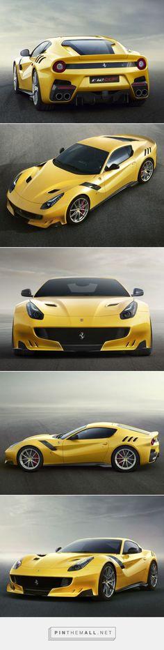 The Ferrari F12tdf.