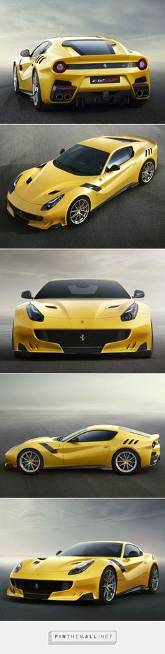 The Ferrari F12tdf.